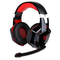 Наушники игровые Kotion Each G2000 Pro Gaming (красные)