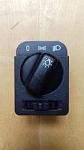 Блок управления освещением  Opel Аstra     90 481 764