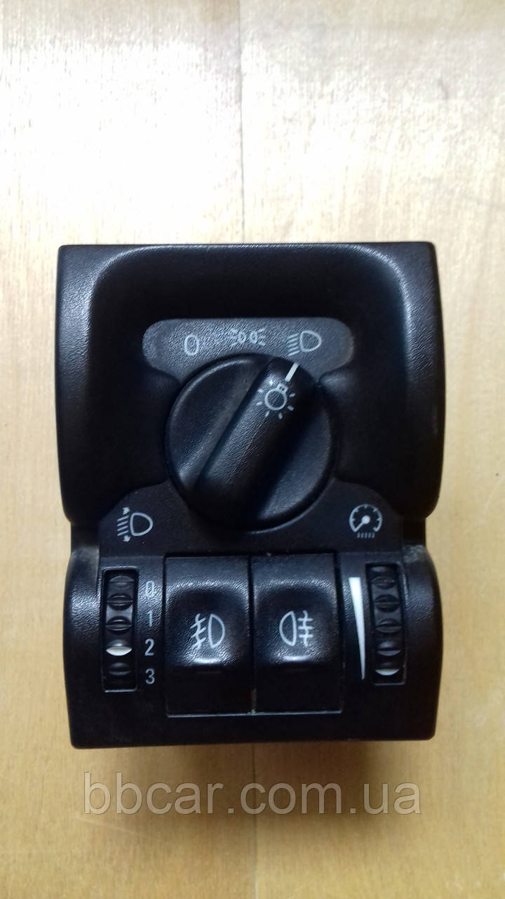 Блок управления освещением Opel Vectra B (HG 90 504 974  )