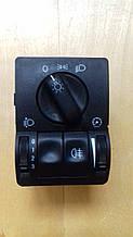 Блок управления освещением Opel Astra G  90 561 381