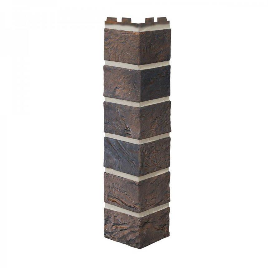 "Планка VOX ""Внешний угол"" Solid Brick DORSET 0,42 м, фото 2"