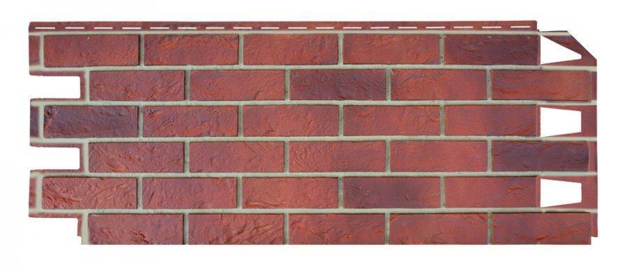Фасадная панель VOX Solid Brick BRISTOL 1 х 0,42 м, фото 2