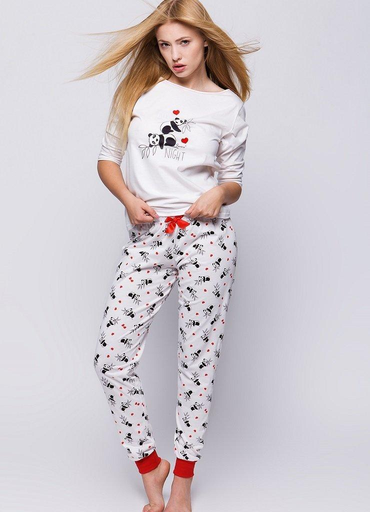 Жіноча піжама SENSIS Panda pizama