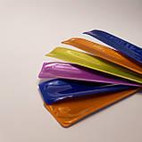 Яркий светоотражающий слэп-браслет (40 см), фото 2