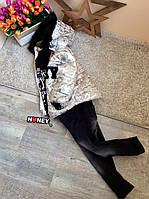 Осенний костюм  для девочки   2-5 л Турция опт и розница, фото 1