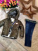 Демисезонный комплект одежды на мальчика от Benics 1-4 г Турция опт и розница, фото 1