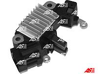 Реле зарядки генератора Opel Astra G 1.7 DTi, Опель Астра 1.7 дти, AS ARE2008, новый регулятор напряжения