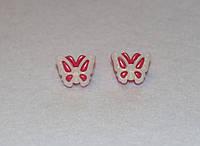 Ґудзик Метелик 550-2 поштучно, фото 1
