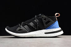 Мужские кроссовки Adidas Arkyn Boost Black/Blue CQ2749, Адидас Аркун Буст, фото 2