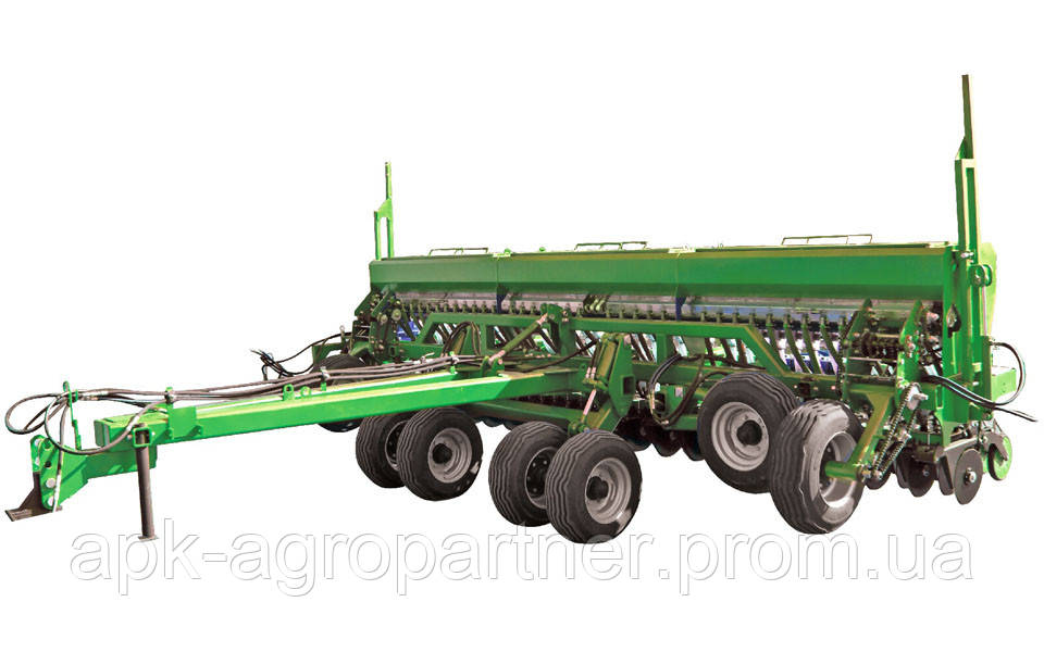 Сеялка зерновая механическая СЗ СЗМ «НИКА-6»