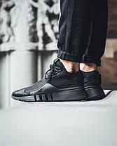 Мужские кроссовки Adidas Y-3 Ayero Black/Black CG3171, Адидас У-3, фото 3