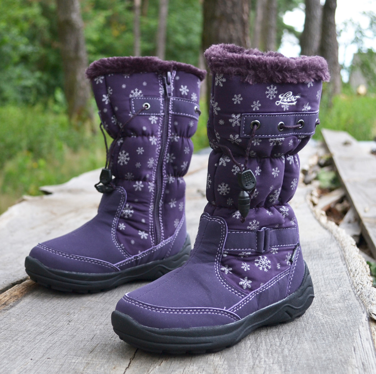 541d70a61 Водонепроницаемые утепленные сапожки Lico (Германия) р 27, зимняя детская  обувь
