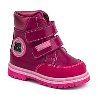Ботинки зимние для девочек р. 23