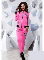 Спортивный костюм с номером розовый 816071
