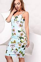 Donna-M Платье KP-5921-11, (Голубой) Платье KP-5921-11, фото 1