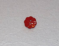 Пуговица Цветок  550-5 поштучно, фото 1
