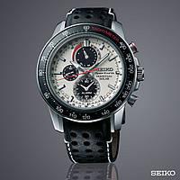 Seiko Sportura Solar Alarm Chronograph SSC359P1, фото 1