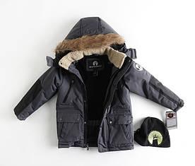 """Куртка зимняя """"Weatherproof"""" для мальчика"""