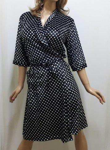 Велюровый халат большого размера , от 52 до 60р-ра