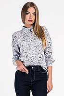 Donna-M Рубашка BK-7643-3, (Белый) Рубашка BK-7643-3, фото 1