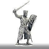 Крестоносцы, Рыцарь, XІІ век, фото 2
