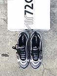 Мужские кроссовки Nike Air Max 720 Gray. Живое фото. Топ реплика, фото 4