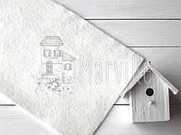 Фетр американский мягкий Белый (1100 White), фото 1