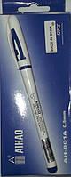 Ручка гелева синя АН-801(12/144/1728); 6-370  (Н1-21578,1-545 (21578)