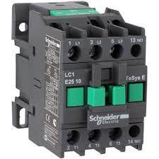 Контактор 6A 3Р 1NO кат. ~220В 50Гц LC1E0610M5