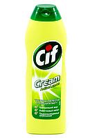 Крем чистящий CIF, 500мл, Актив Лимон