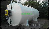 Контейнерная мини АЗС для дизельного топлива 40000 литров, фото 1
