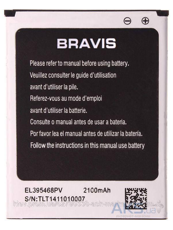 Аккумулятор Bravis Mega / 2100 mAh / Оригинал