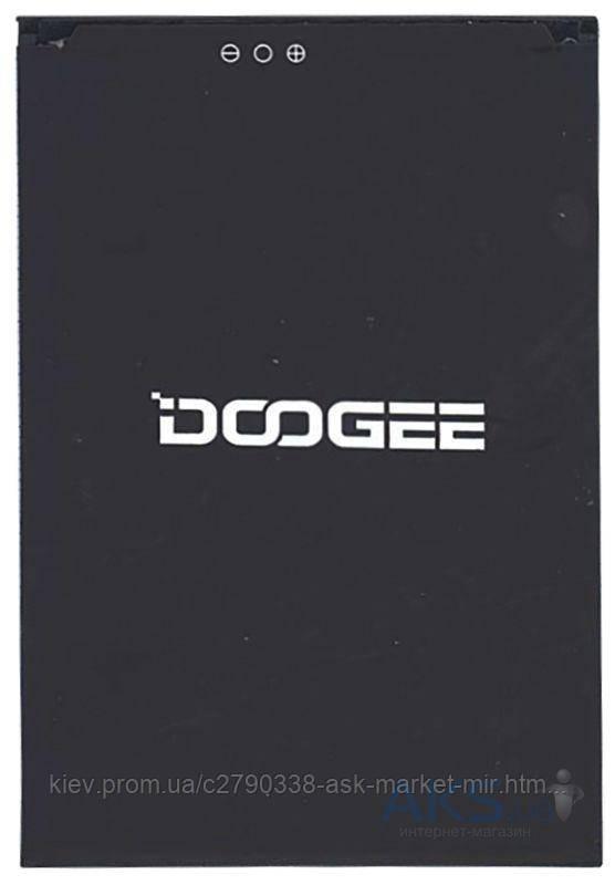 Аккумулятор DOOGEE X5 MAX / X5 MAX PRO / 4000 mAh / Оригинал