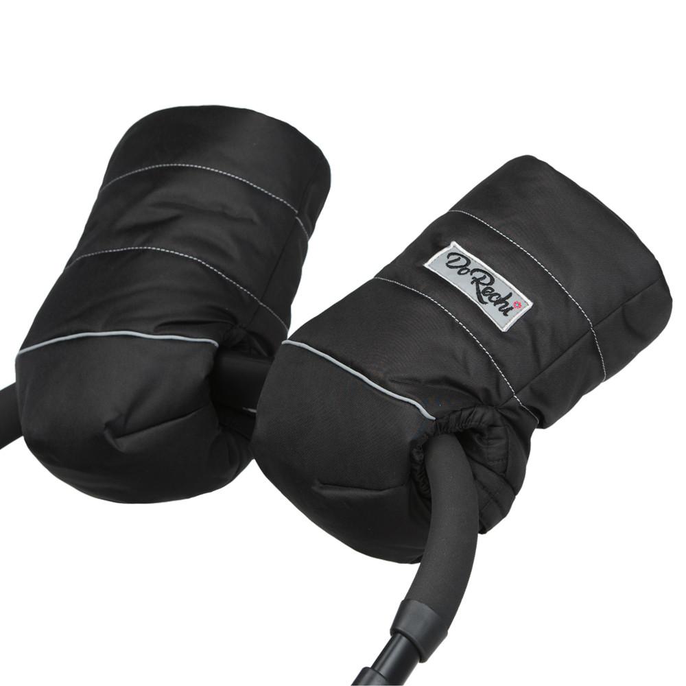Муфта-рукавицы на ручку коляски