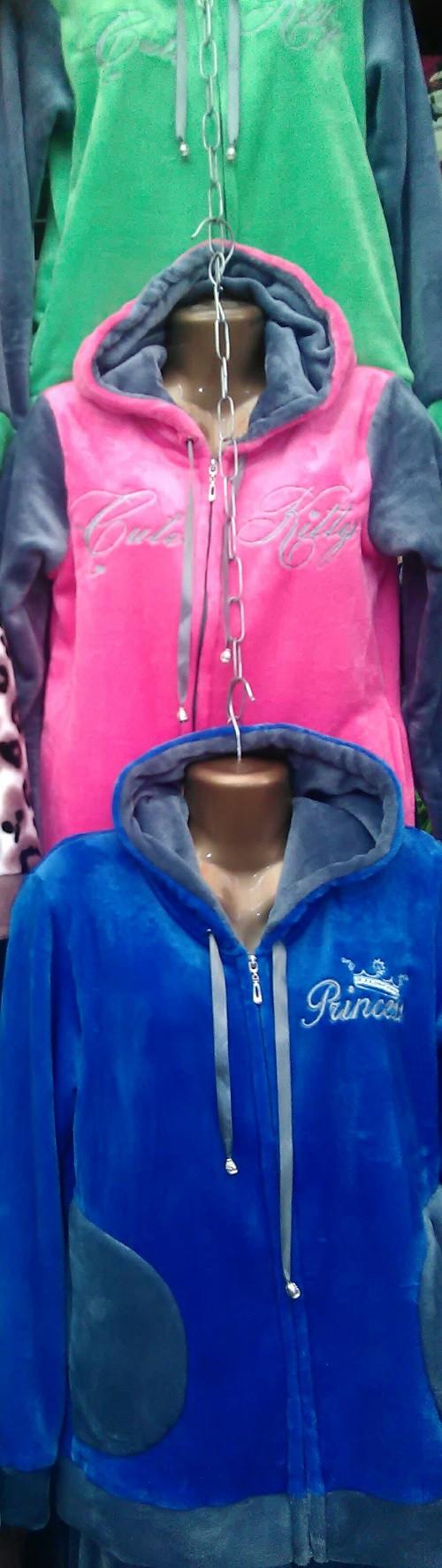 07288303268a9 Купить Зимняя женская махровая пижама-Турция продажа в интернет ...