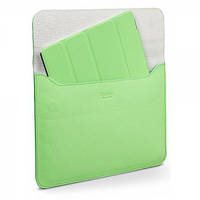 SGP Leather Case illuzion Sleeve Series Lime for iPad Air (SGP07630)