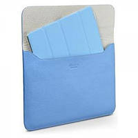 SGP Leather Case illuzion Sleeve Series Tender Blue for iPad Air (SGP07629)