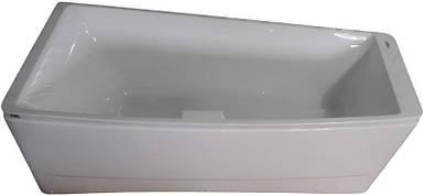 Ванна Volle TS-102 ліва, акрилова, асиметрична, 1700*750*630мм