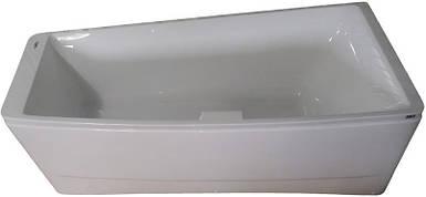 Ванна Volle TS-102 права, акрилова, асиметрична, 1700*750*630мм