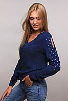 Donna-M свитер Love джинс, фото 1