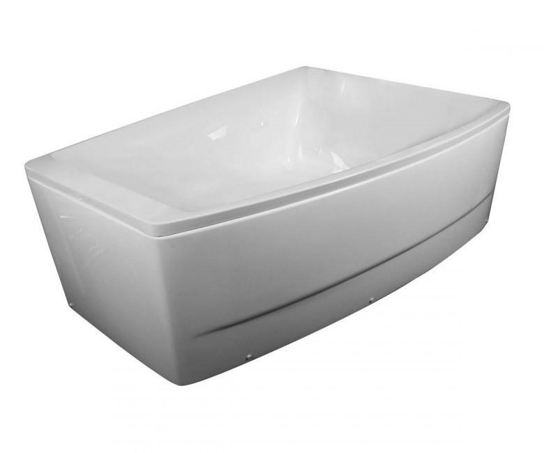 Ванна Volle  права, акрилова, асиметрична, 1700*1200*630мм