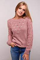 Donna-M свитер Изабелла пудра, фото 1