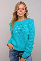 Donna-M свитер Изабелла мята, фото 1