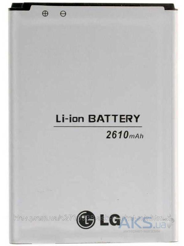Аккумулятор LG F300L Optimus Vu 3 / BL-54SG / 2610 mAh / Оригинал