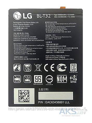 Аккумулятор LG G6 H870 / BL-T32 / 3300 mAh / Оригинал, фото 2