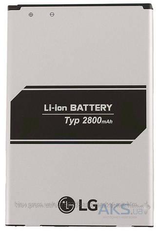 Аккумулятор LG K10 / 2017) M250 / BL-46G1F / 2800 mAh / Оригинал, фото 2