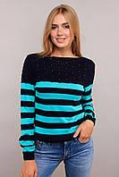 Donna-M свитер Одесса мята
