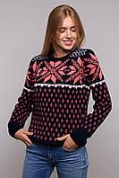 Donna-M свитер Подсолнух коралл, фото 1
