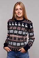Donna-M свитера Финляндия тёмно-синий, фото 1