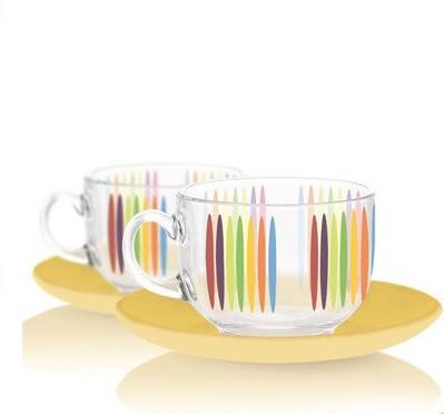 Чайный сервиз Luminarc Evolution Fizz из 12 предметов N5535